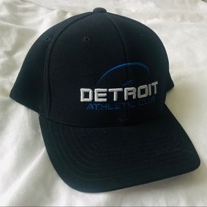 DETROIT ATHLETIC CLUB Fitted Hat